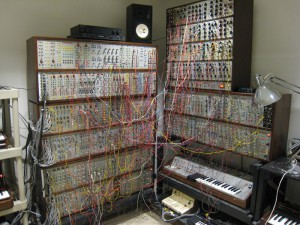 Mammoth Modular Synthesizer